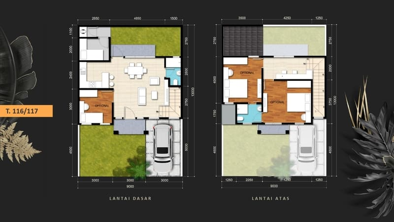 savia-park-unit-T116-floorplan